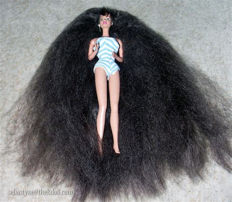 Fix Matted Hair by Restoring A Modern Doll With Matted Hair 2