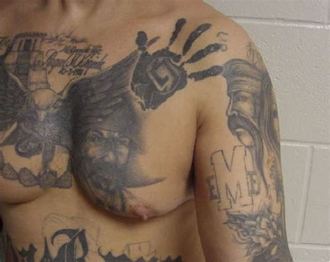 hand tattoo gang cool mexican mafia tattoos designs with meaning