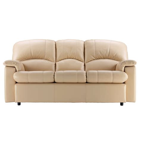 g plan sofa g plan chloe 3 seater leather sofa at smiths the rink