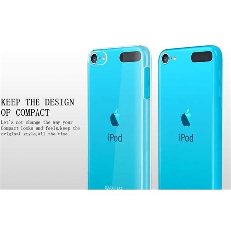 Imak 2 Ultra Thin For Apple Ipod Touch 6 Transparent Imak 2 Ultra Thin For Apple Ipod Touch 6