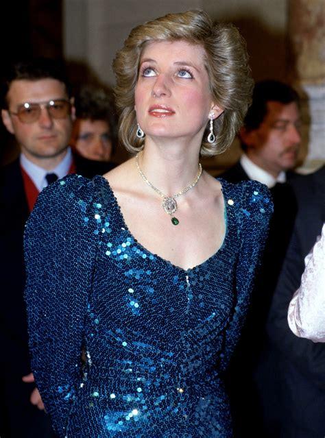 princess dianas catherine walker dress    auction