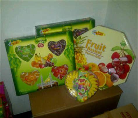 Parcel Paket Parcel U parcel coklat isi kue dan permen jelly anak anak untuk