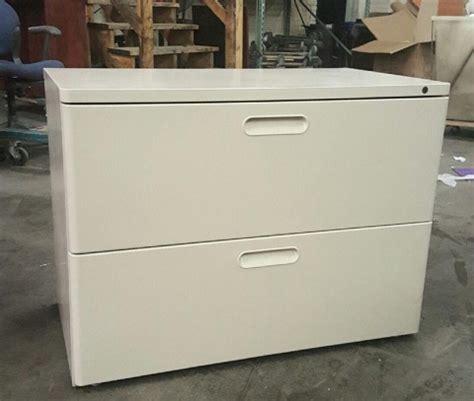 Herman Miller Lateral File Cabinet Herman Miller 2 Drawer 36 Quot W Lateral File Cabinet Surplus Office Equipment