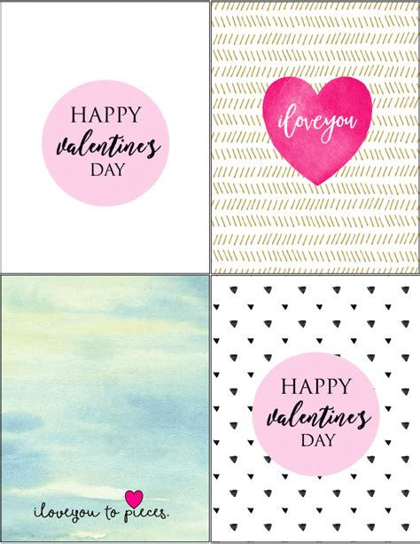 valentines day cards email free cool cards to print new designs