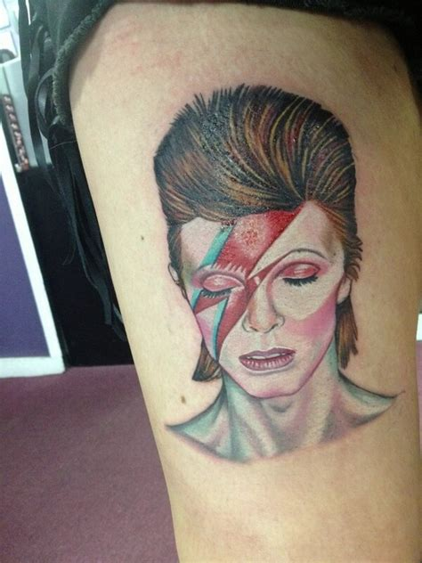 ledas david bowie tattoo tattoo designs