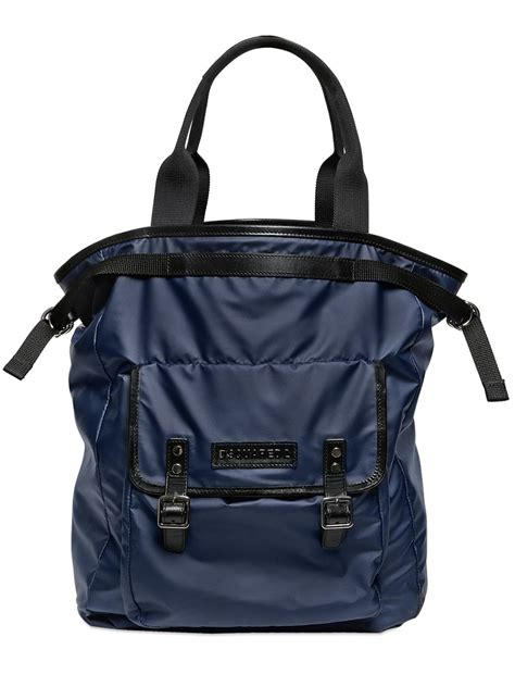Tote Bag 2 dsquared 178 tote bag in blue lyst