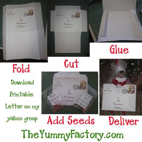 elf on the shelf magic seeds free printable 17 best images about elf on the shelf ideas on pinterest