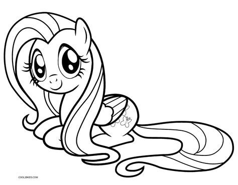 Coloring Page Of by Free Printable My Pony Coloring Pages For