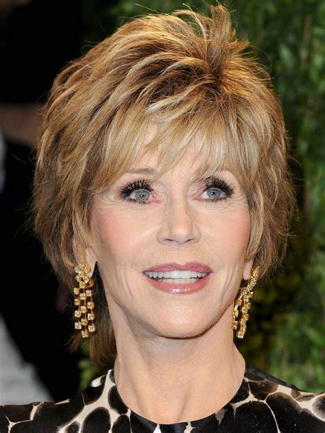 bing hairstyles for women over 60 jane fonda with shag haircut oscars 2013 after party beauty jane fonda http