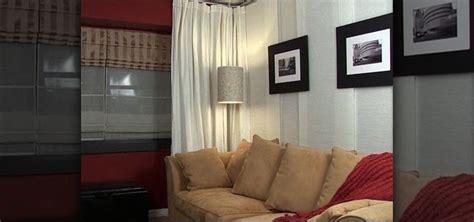 How to install a hanging room ider ikea kvartal 171 interior design wonderhowto