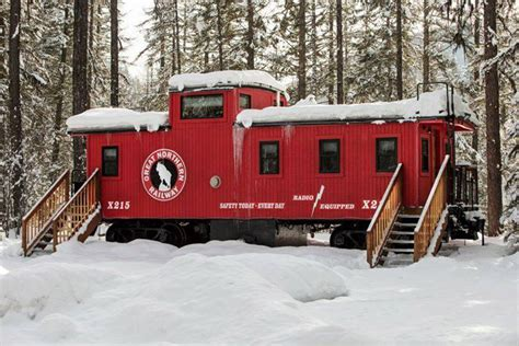 caboose tiny house great northern caboose tiny house swoon
