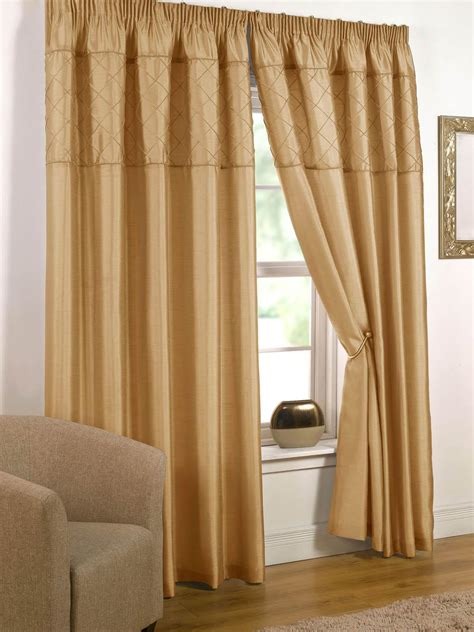 ready made gold curtains terry s fabrics gold gem ready made curtains
