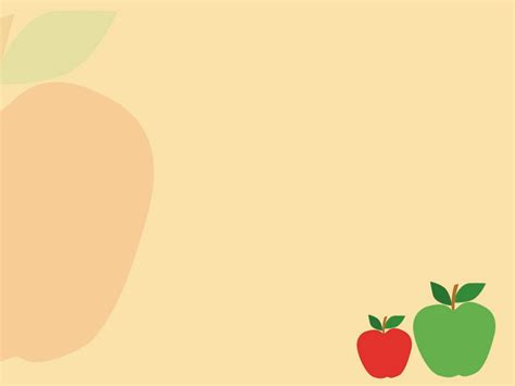 apples green and red ppt backgrounds 1600 215 1200 resolutions