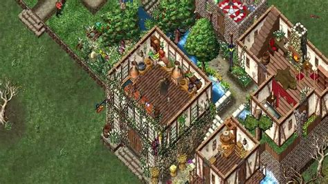 house online ultima online the most beautiful houses самые