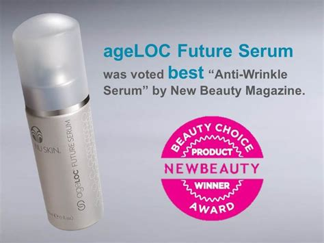 Serum Mutiara Nu Skin 18 best nuskin in de media images on galvanic