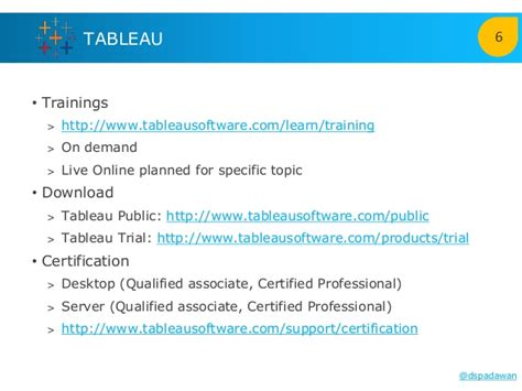 tableau tutorial coursera big data and data science study