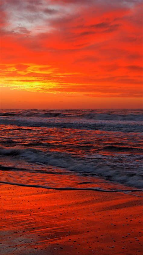 wallpaper ocean   wallpaper sea sunset shore