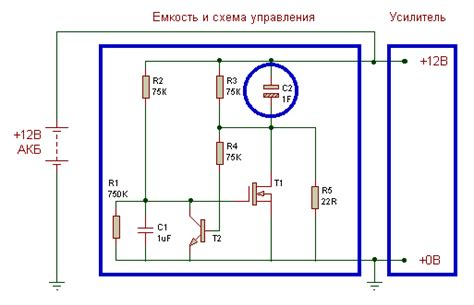 capacitor charging circuit schematic circuit diagram capacitor charge lifiercircuits