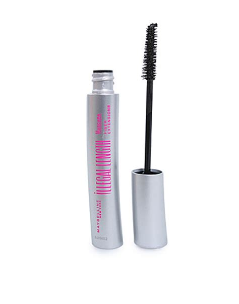 Maybelline Illegal Lengths maybelline illegal length mascara zwart