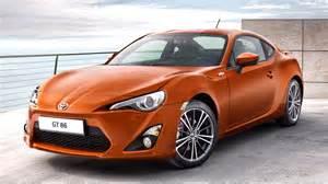 Toyota 86 Orange 2012 Toyota Gt 86 In Orange Front Side Pose Wallpaper