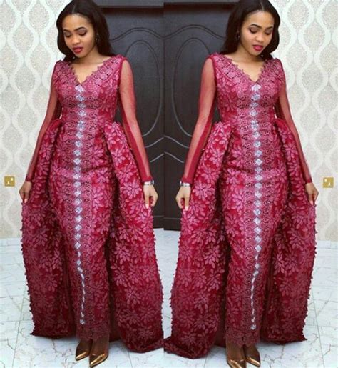 latest ashoebi lace styles 2017 aso ebi styles 18 latest lace and asoebi designs