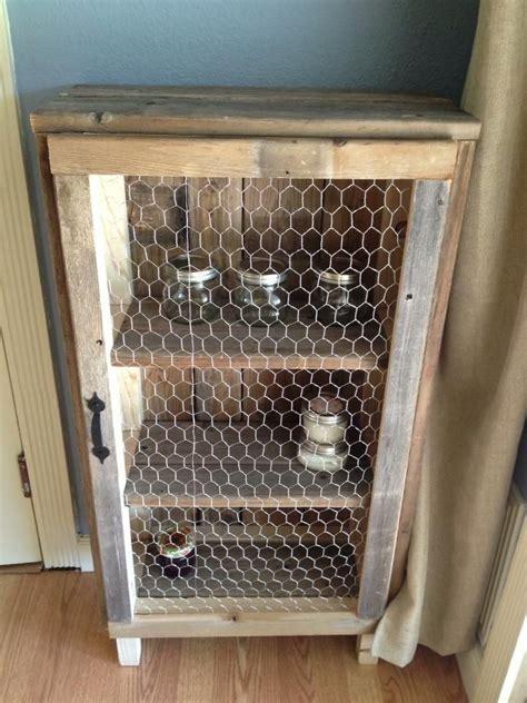 Chicken Wire Kitchen Cabinets by 25 Best Ideas About Chicken Wire Cabinets On