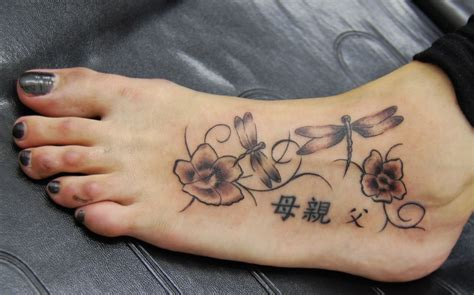dragonfly tattoo designs on foot dragonfly tattoos designs ideas and meaning tattoos for you