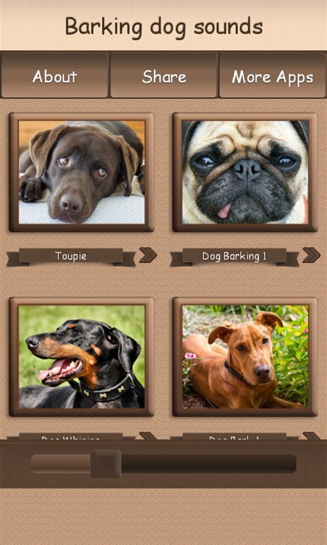 Hundegebell Klingelton by Hunde Bellen Android Apps Auf Play