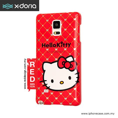 Casing Hello Note 2 samsung galaxy note 4 x doria licensed hello