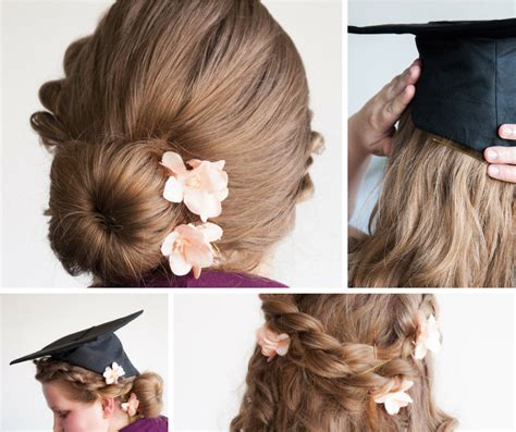 hairstyles for graduation day 35 graduation hairstyles and 3 hair hacks to achieve them