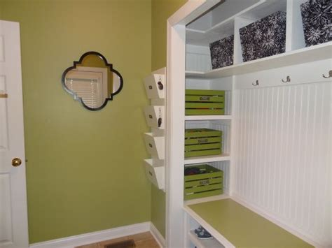 Closet Turned Mudroom by Turning A Foyer Closet Into A Mudroom Ish Space The