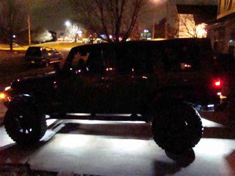 Jeep Rock Lights Carraige Rock Lights Strobe Kit Sale Jkowners