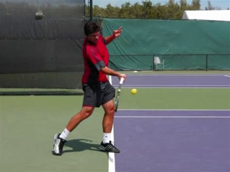 Section 04 Common Mistakes Of The Forehand Forward Swing