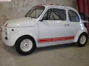 Fiat Abarth 695 Ss Fiat 695 Ss Abarth Venta De Veh 237 Culos Y Coches Cl 225 Sicos