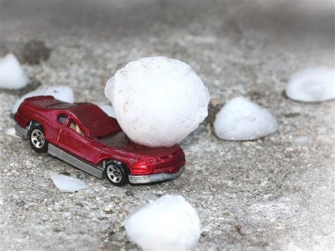Buying a New Car with Hail Damage   Autobytel.com