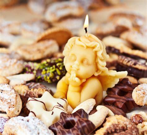 candele dolci candele dolci di natale ricetta