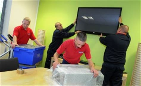 Part Load Removals by Business Removals Business Relocation Andrew Porter Ltd