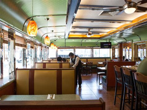 Diner Interior by Why Diners Are More Important Than Serious Eats