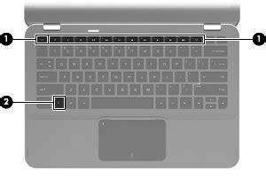 hp notebook pcs how to lock or unlock the fn key   hp