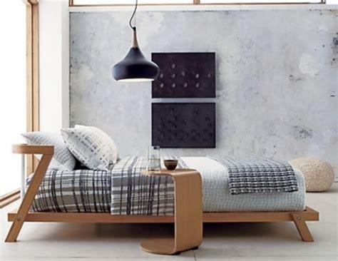simple  elegant mid century modern beds digsdigs