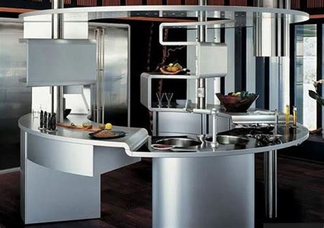 Future Kitchen Design The Important Elements From Futuristic Kitchen Designs