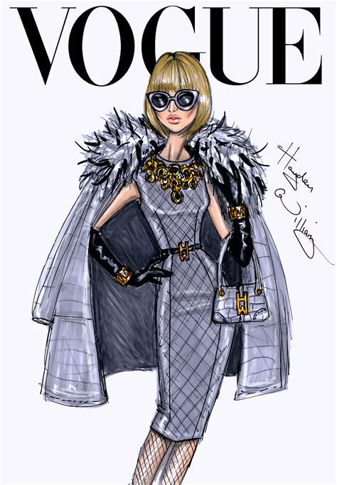 fashion illustration vogue covers vogue fashion illustrations by hayden williams a side