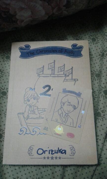 4r The Chronicles Of Audy Orizuka orizuka okke rizka septiana joovirginia s books review