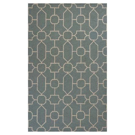 lowes throw rugs shop kas rugs everday rectangular indoor hooked throw rug at lowes