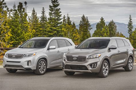How Much Is A 2016 Kia Sorento 2016 Kia Sorento Reviews And Rating Motor Trend