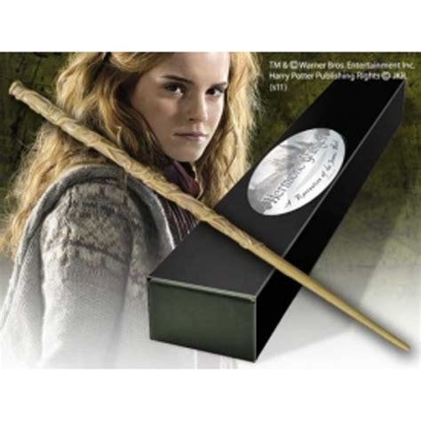 Hermione Granger Wand Description by Hermione Granger S Character Wand Harry Potter Noble