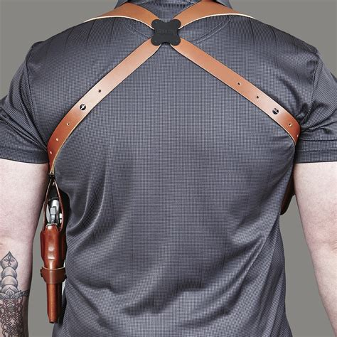 for ssh ssh harness for shoulder system galco products holster