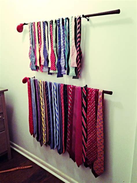 25 best ideas about tie rack on tie hanger