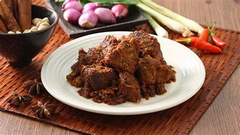 Makanan Siap Saji Rendang Telur 1 Kotak Khas Padang 10 masakan daging sapi khas indonesia yang menggugah selera