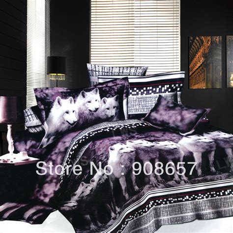 Wolf Bedding Sets Wolf Bedding Sets Reviews Shopping Wolf Bedding